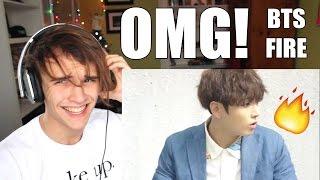[MV] BTS(방탄소년단) _ FIRE (불타오르네) REACTION!