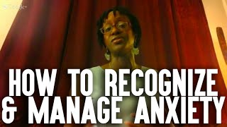 How to Recognize and Cope with Your Anxiety: Tips for Black Women with Tonya Ladipo, LCSW