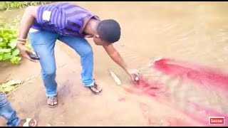"EXPOSED! HOW KOFORIDUA RIVER TURNED ""BLOOD"