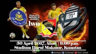 Highlight Separuh Akhir 1 Piala FA 2017: Pahang vs Negeri