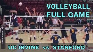 UCI vs Stanford FULL GAME Men