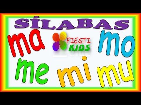 Xxx Mp4 Sílabas Con M Para Niños Ma Me Mi Mo Mu Ejemplos Y Música Syllables For Kids In Spanish 3gp Sex