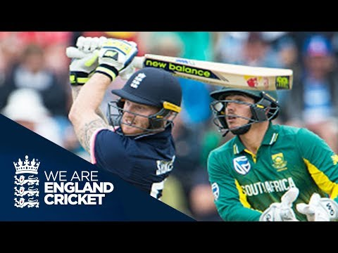 Xxx Mp4 England39s Thrilling Win Seals Series Against South Africa England V South Africa 2nd ODI 2017 3gp Sex