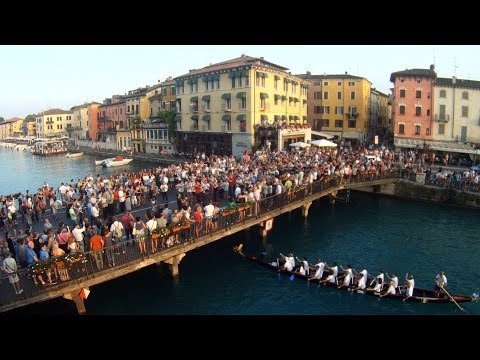 Flash Mob Blues Brothers Peschiera del Garda ufficiale