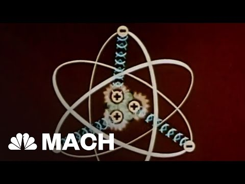 Scientists Working To Store Information On Single Atoms Mach NBC News