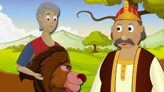 Bible Stories For Kids | Popular Stories | The Story of Lion | The Story of Elijah