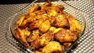 Chicken Wings Kebab |  کباب بال مرغ