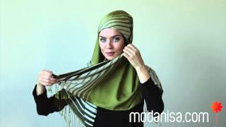 Modanisa.com- Pratik Şal Bağlama Vİdeoları