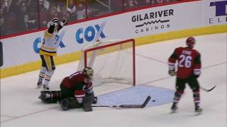 Gotta See It: Smith misplays the puck on many levels, gives Penguins easy goal
