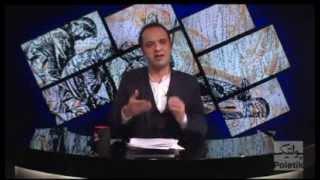 لحظه ترور کامبیز حسینی، حین اجرای برنامه زنده
