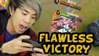 PLAYING MOBILE LEGENDS FOR THE FIRST TIME!