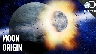 Our Moon Might Be Made Up Of Many Smaller Moons