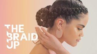 Double Loop Braids - The Braid Up | Episode 20 | Cosmopolitan