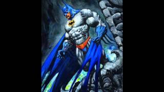 Gothic Dark Batman ( Very dark music)