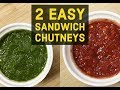 Download Video Download Sandwich Chutneys | the curry girl| 3GP MP4 FLV