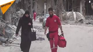 Syria: Process of Restoring Peaceful Life in Eastern Ghouta
