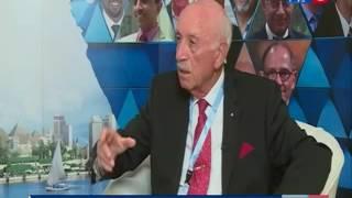 مؤتمر مصر تستطيع   لقاء مع العالم المصري الدكتور فيكتور رزق الله