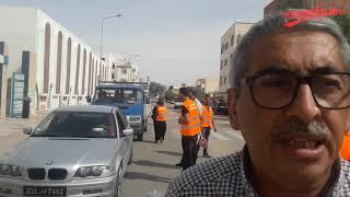 """شباب سفراء السلامة  يطلقون بتطاوين حملة """"كن خير حارس لأطفال المدارس """""""