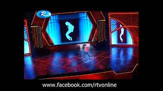 Tribute to Michael Jackson in Bangladesh at LUX-RTV star award 2015