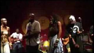 Emer Gea feat Akoma Aya - Pourquoi on a su naitre - Live!
