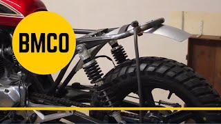 Honda CB 250 (PART TWO) - Motorcycle Modification