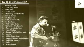 Best Atif Aslam Songs collection sad songs, love songs, heart touching latest song 2017 - BBS