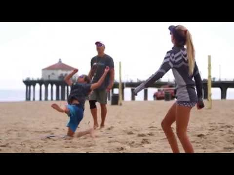 watch The Culture Of The Beach Volleyball | Team USA Hometown Stories