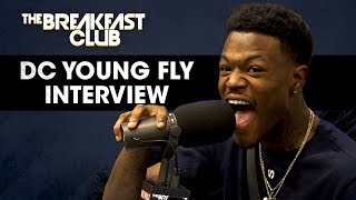 DC Young Fly On Bringing Back TRL, His Rise In Comedy, His Baby Daughter & More