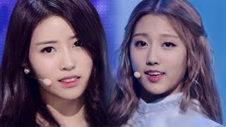《Comeback Special》 Lovelyz(러블리즈) - Destiny @인기가요 Inkigayo 20160501