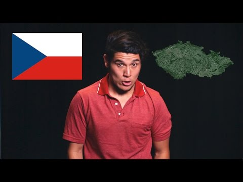 Geography Now! Czech Republic (Czechia)