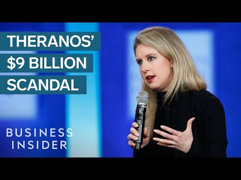Xxx Mp4 How Theranos Pulled Off Its 9 Billion Scandal 3gp Sex