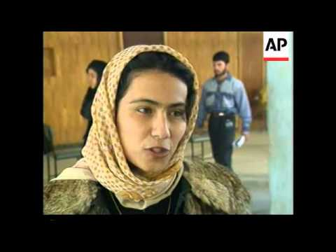 Xxx Mp4 Women In Mazar I Sharif Take University Entrance Exam 3gp Sex