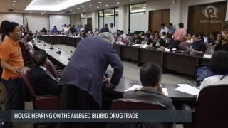 LIVE: House hearing on alleged Bilibid drug trade, 24 November 2016