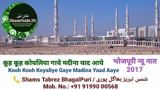 New Bhojpuri Hit 2017 Naat   कूह कूह कोयलिया गाये मदीना याद आये   Kooh Kooh Koyaliye Gaye   भोजपुरी