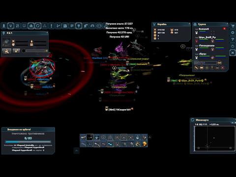 Darkorbit - War on 1-6 [GE7]