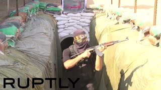 Palestine: Hamas military tunnel open to public for first time