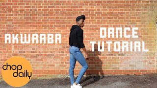 "How To Do ""Mr Eazi's Akwaaba"" (Dance Tutorial) 
