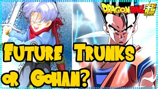 Future Trunks vs Gohan Dragon Ball Super Discussion Let's Talk