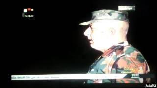 حماة الديار عليكم سلام - النشيد الوطني السوري 01-01-2017 Humat ad-Diyar Syrian National Anthem TV