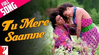Tu Mere Saamne - Full Song | Darr | Shah Rukh Khan | Juhi Chawla | Sunny Deol