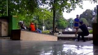 Kemal MR Bogor yasmin skate plaza