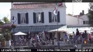 Le Café du Commerce - Restaurant - Ile de Ré Shopping