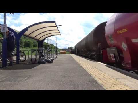 (Diverted) DB Schenker Class 60 No. 60019 Passes Plt 3 At Filton Abbey Wood with 1 tone 27/05/17