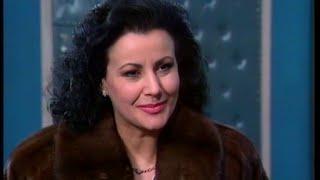 Snezana Savic (Malina Vojvodic) u TV seriji