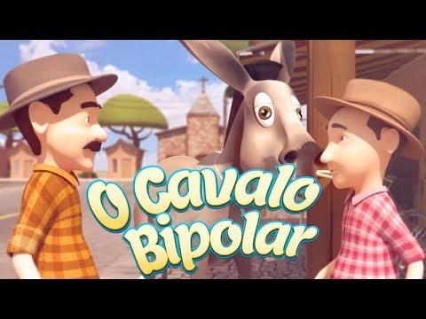 O Cavalo Bipolar Nilton Pinto e Tom Carvalho A Dupla do Riso