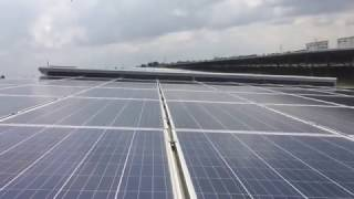 Sol-Bright Module Cleaning System