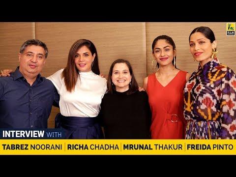Xxx Mp4 Richa Chadha Freida Pinto Mrunal Thakur Tabrez Noorani Interview Love Sonia Anupama Chopra 3gp Sex