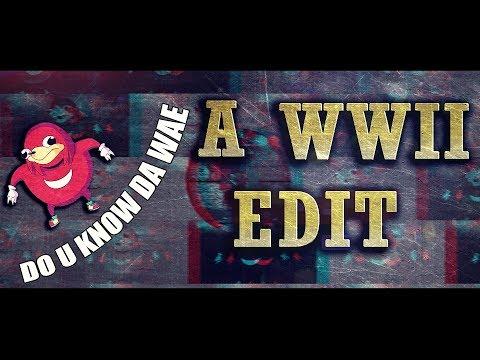 Xxx Mp4 Do You Know Da Wae A WWII Edit 3gp Sex