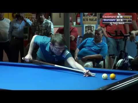 Special Raymond Ceulemans vs Torbjörn Blomdahl 40 Points