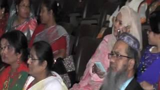 Dhaka Nursing College Annual Programe-2017 A9 Batch Sunjida's Dance Performance